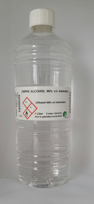 Alcohol 70% Liter