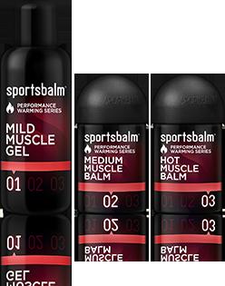 Hot Muscle  Balm