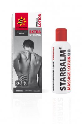 STARBALM  Massage Lotion