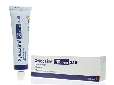 Xylocaine Zalf 50 gr.
