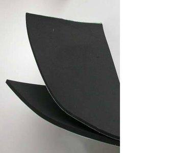 Foam zwart 50x25x0,5