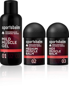 Medium Muscle Balsem