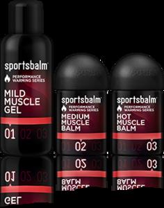 Mild Muscle  Gel 500 ml